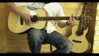 GregBennettguitarsグレッグ・ベネットアコースティックギターASOR