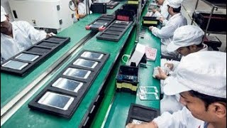 How iphones are made in factories in india