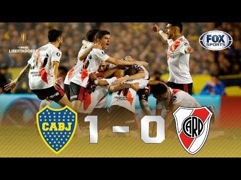 MILLONARIOS NA FINAL! Boca Juniors 1 x 0 River Plate pela semifinal da Libertadores