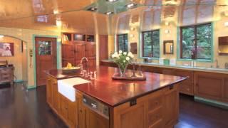 Engel & Volkers: Luxury Real Estate: Los Feliz, CA: 1929 Spanish Colonial Estate