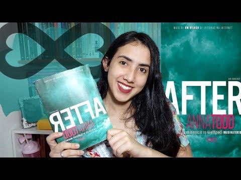 ? AFTER  ? | Anna Todd | Resenha |  Leticia Ferfer | Livro Livro Meu