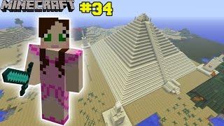 Minecraft: INSANITY DEATH PYRAMID CHALLENGE [EPS7] [34]