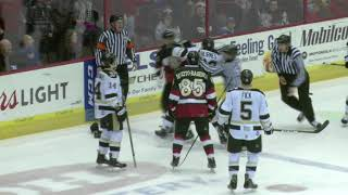 CYCLONES TV: HIGHLIGHTS- 1/6 vs. Wheeling