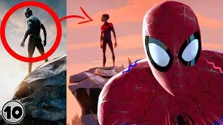 Top 10 Easter Eggs You Missed In Spider-Man: Into The Spider-Verse