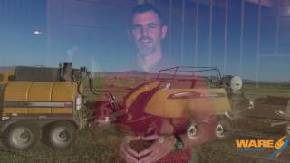 Helping Bale Hay with Steam - Steam Culture