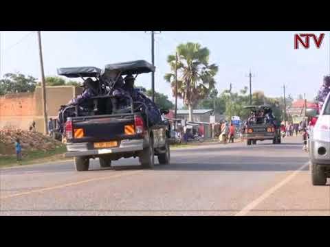 Poliisi n'amagye bisiibye birawuna mu Arua