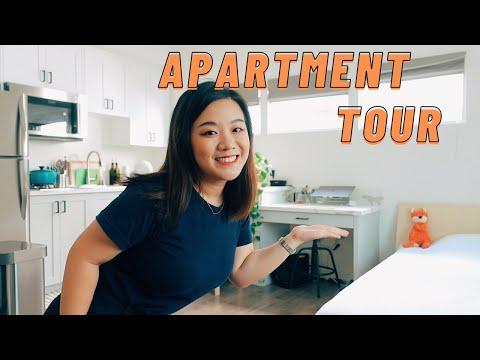 极简主义公寓 Tiny Apartment Tour