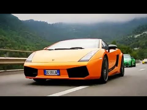 In The Search Of Driving Heaven - Top Gear - BBC