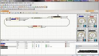 Traincontroller 12: Complex Operations via Schedule Successors