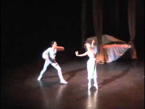 Elena Glurdjidze – Manon – Bedroom – Pas de deux