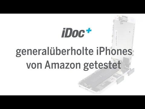 iDoc NEWS – Generalüberholte iPhones von Amazon getestet