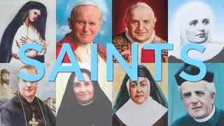How Does the Catholic Church Declare Official Saints?
