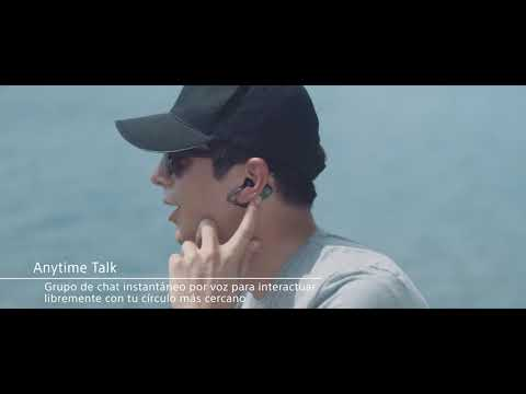 Xperia Ear Duo: Product Video ES