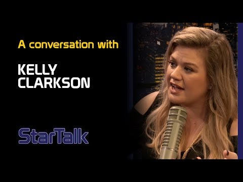 A Conversation with Kelly Clarkson & Neil deGrasse Tyson