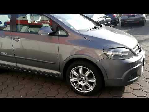 Video VW Cross Golf Climatronic.WIPA.Garantie.Gut erhalten