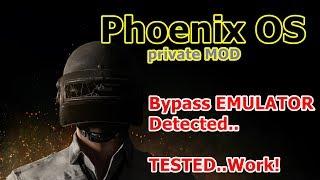 undetected emulator pubg mobile phoenix os - मुफ्त