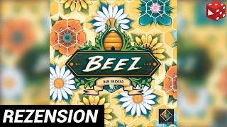 Beez - Brettspiel im Test (Dan Halstad, Next Move Games 2020)