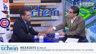 Time to Schein: Seth Davis on UNC at Duke