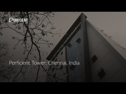 Perficient Tower: Chennai, India - YouTube