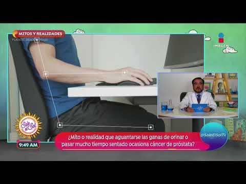 Come controllare il video lezioni prostata
