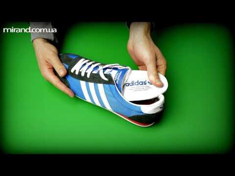 Кроссовки Adidas Originals 1609ER (обзор) Адидас Ориджиналс