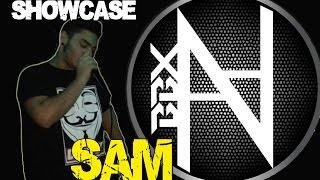 SAM BEATBOX || 3°NA BEATBOX BATTLE 2014/15 || SHOWCASE