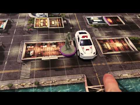 Brook City - Playtest Playthrough PART 1 - Intro, Rules & Setup
