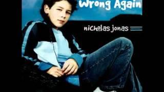 Nicholas Jonas- Wrong Again Cover