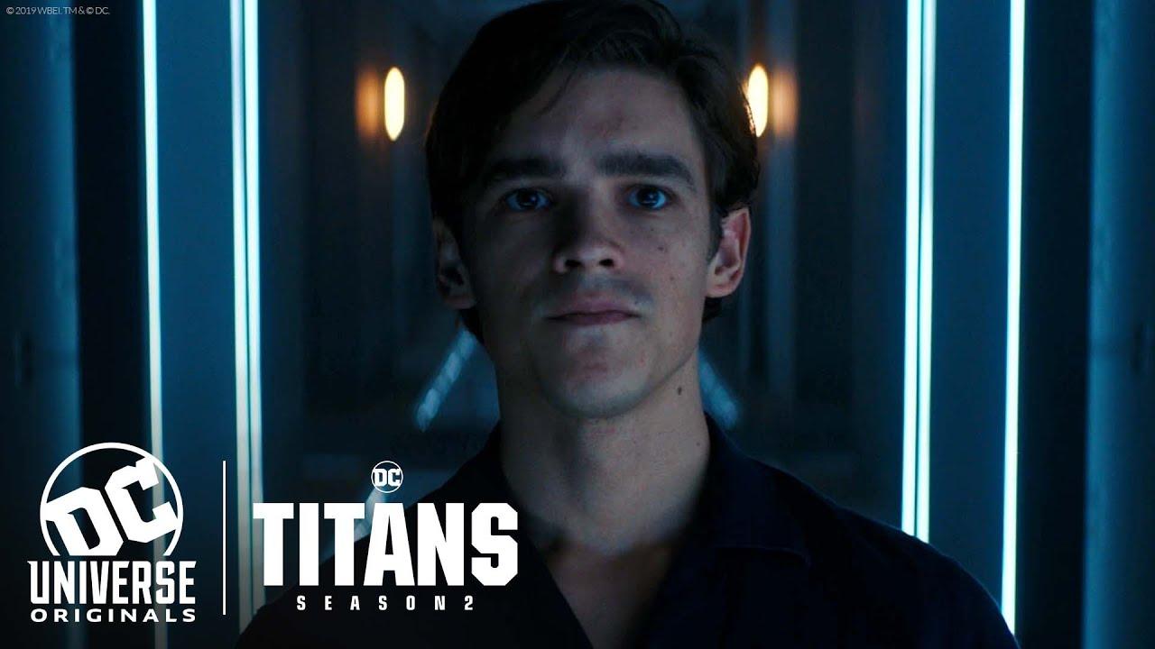 Segunda temporada de Titãs ganha trailer inédito