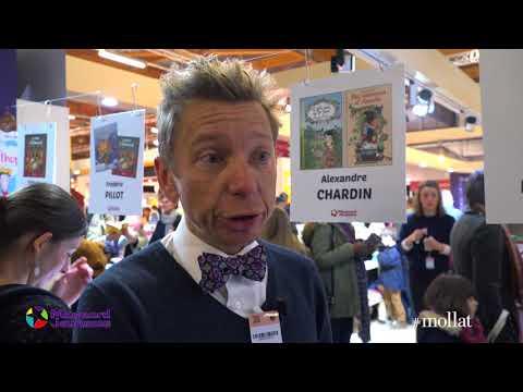 Alexandre Chardin - Des vacances d'Apache & Le goût sucré de la peur