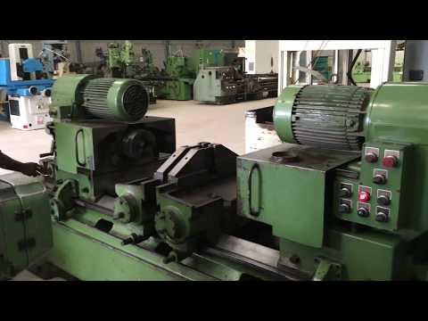 Facing & Centering Machine