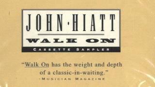 """John Hiatt: """"Thing Called Love (Acoustic Version)"""" (from """"Walk On"""" Sampler, 1995)"""