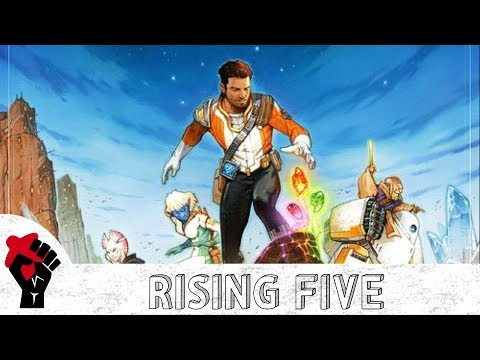 Rising 5 Review - with Talking Board Games