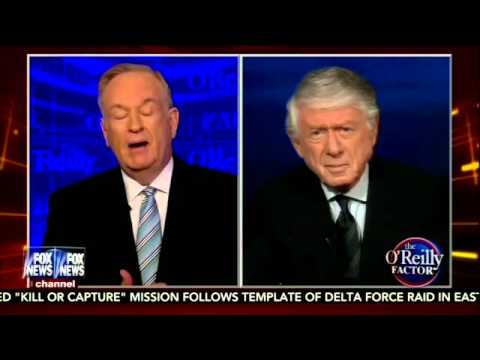 Ted Koppel tells Bill O'Reilly he's ruined journalism