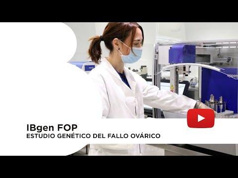 IBgen FOP: fertigenética para el diagnóstico y tratamiento del fallo ovárico