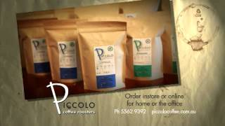 preview picture of video 'Piccolo Coffee Roasters, Warrnambool Victoria'