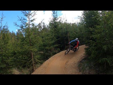 Bikepark Peklák 2020 Vyhlídka