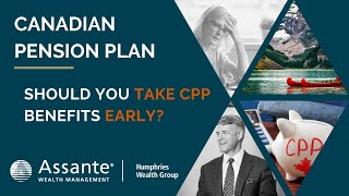 Should You take CPP Early?