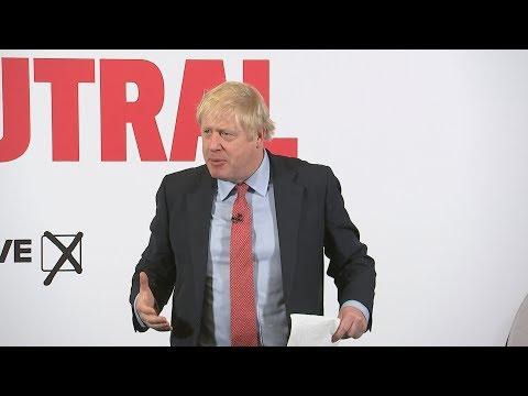 Campaign Live: Boris Johnson delivers speech in Maidstone   ITV News