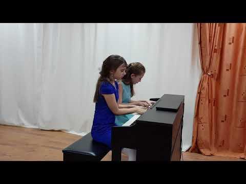Векшина Алена и Симонова Юлия
