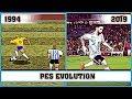 Pes Evolution 1994 2019