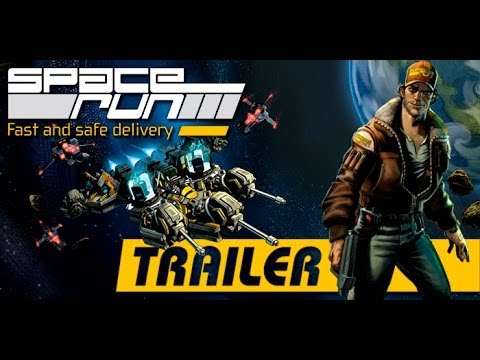 Space Run: Discovery Trailer thumbnail
