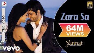 Zara Sa Lyric Video - Jannat|Emraan Hashmi   - YouTube