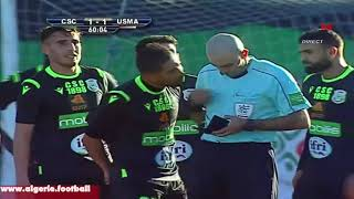 Ligue 1 : CSConstantine  2 – USMAlger 1