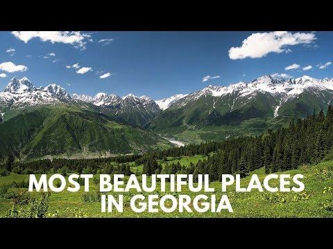 Travel Europe - 4 ულამაზესი ადგილი საქართველოში