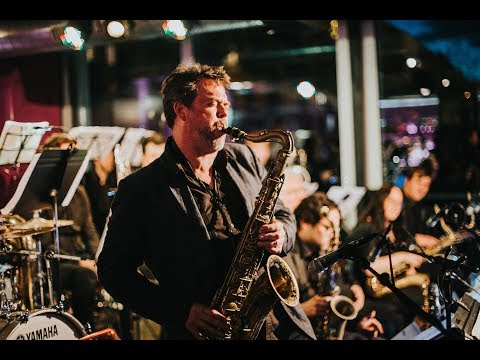 Video: Jazz Dock Orchestra ft. Niels Klein