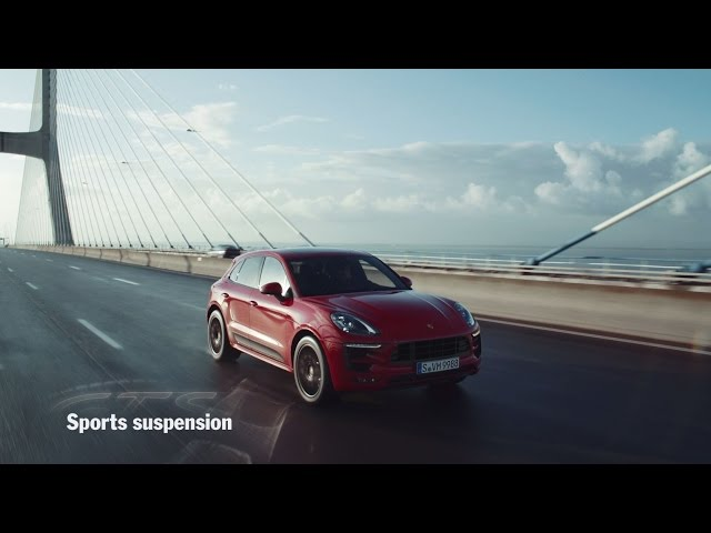 The new Macan GTS – Life, intensified.