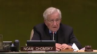 Noam Chomsky   Why Does The U.S. Support Israel?