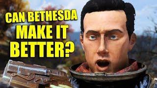 Rebuilding Fallout 76