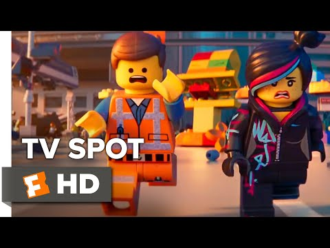 The LEGO Movie 2: The Second Part TV Spot - More (2019) | Movieclips Coming Soon